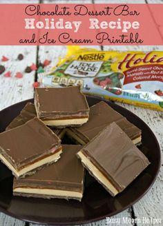 Chocolate Dessert Ba