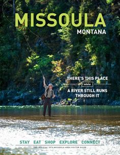 2016 Missoula, Montana Visitor Guide