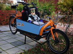 Bullitt 313 | Flickr - Photo Sharing! Bullitt Bike, Cargo Bike, Baby Strollers, Urban, Explore, Bicycles, Children, Photos, Baby Prams