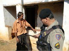 'Ele só me dava pinga', diz vítima de trabalho escravo em Passos, MG