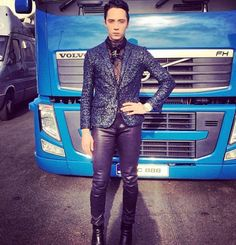 Johnny Weir - Best Olympic Outfits - Cosmopolitan