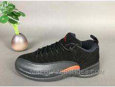 huge selection of 20f57 6ad41 12 Air Jordan 12 Retro Low Max Orange 308317-003 Discount