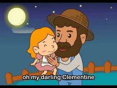 Oh My Darling, Clementine | nursery rhymes & children songs with lyrics | muffin songs