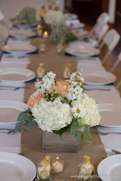 nautical table setting photo wedding venue northern michigan design, florals, setup by Simply Exquisite by the Bay