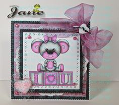 It's a Delightful Wednesday with Jane Savage on our blog http://digitaldelightsbyloubyloo.blogspot.com/. She used Love U Teddy found here http://digitaldelightsbyloubyloo.com/index.php?main_page=advanced_search_result&search_in_description=1&zenid=75db478161f7df8ea19e9883f6adb87b&keyword=luv+u+teddy&x=0&y=0