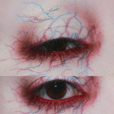 Strange with a girly side. A woman with a serious addiction to gothy tidbits … Strange with a girly side. A woman with a serious addiction to gothy tidbits & the makeup industry Artist Cat Lady &… Goth Makeup, Sfx Makeup, Cosplay Makeup, Costume Makeup, Makeup Inspo, Makeup Art, Makeup Inspiration, Makeup Tips, Beauty Make-up