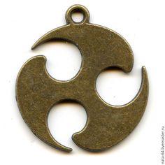 Купить Подвеска - украшения ручной работы, авторские украшения, фурнитура для украшений, фурнитура для бижутерии