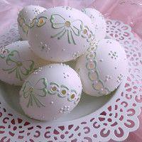 Velikonoce / Zboží prodejce Lea.1 | Fler.cz Easter Eggs, Wood, Easter