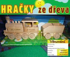 Rušne a lokomotívy hračky z dreva, obchody Bratislava