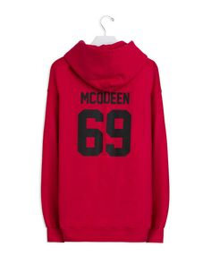 Team McQueen Hoodie by Stylemint.com, $155