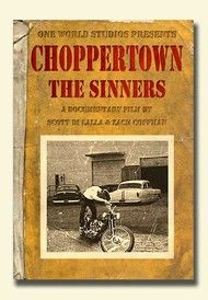 Choppertown Movie Artwork