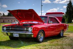 Classic 1968 Dodge Dart GTS by Toad Hollow Photography