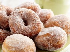 Doughnut, Food And Drink, Desserts, Eggs, Tailgate Desserts, Deserts, Postres, Dessert, Plated Desserts