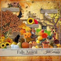 Falls Arrival Kit (PU/S4H) by JuliEnriquez Designs Falls Arrival Kit by JuliEnriquez Designs [JED-Falls-Arrival-Kit]  : Digidesignresort