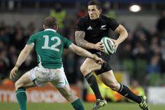All Blacks v Ireland - Sonny Bill Williams Liam Messam, Richie Mccaw, Sonny Bill Williams, All Blacks, Rugby, Ireland, Sports, Hs Sports, Irish