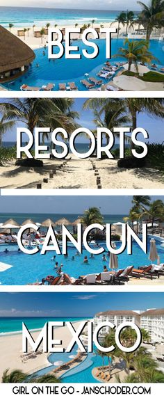 Find the best all inclusive resort in Cancun Mexico for your next vacation under the sun. ***************************************** Mexico travel | Mexico vacation | Mexico vacation all inclusive | Mexico resorts | Mexico resorts all inclusive | Luxury vacation