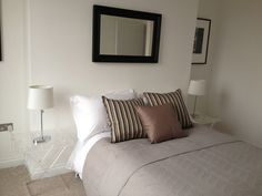 Westbourne Bedroom #Propertystyling