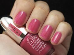 #JellyGlow #nails #nailpolish 002 Fuchsia Dream