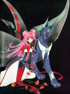 CLAMP - Card Captor Sakura 【Ruby Moon & Spinel】