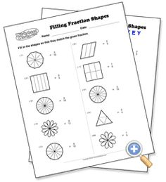 math worksheet : fractions  worksheetworks maths ideas  pinterest  : Worksheet Works Maths