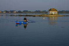 Ria d'Etel, Morbihan, Bretagne