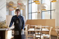 Chef Interview Series v. 4 – Seattle's Own Jason Stratton by Jason Price, Seattle