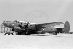 RAF 38 Squadron Avro Shackleton MR.2C WL758/V (1966)