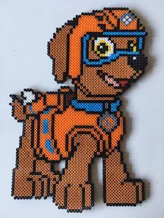 Sådan har jeg brugt mønstrene Se hvorledes Paw Patrol hundene ser ud på Valdemars værelse Læs mere