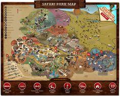 San Diego Zoo Safari Park #FamTravel