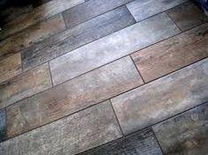 Savona Wood Effect Tiles Bathroom Floor Tiles, Kitchen Tiles, Kitchen Flooring, Narrow Bathroom, Attic Bathroom, Remodel Bathroom, Bathrooms, Hallway Flooring, Grey Flooring