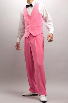 カラーベスト ショッキングピンク - ステージ衣装の上野屋シャツ店 オンラインストア