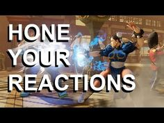 Another quick tutorial for Street Fighter this time showing you how to improve your reactions using training mode so you can tear it up online. Street Fighter 5, Hard Times, Training, Guys, Tough Times, Work Outs, Excercise, Onderwijs, Sons