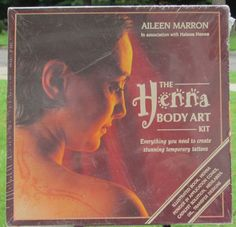 The Henna Body Art Kit : Everything You Need to Create Stunning Temporary... #HennaBodyArt