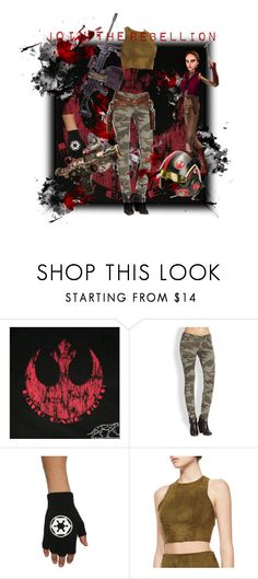 """""""Star Wars: The Force Awakens"""" by sedf2 ❤ liked on Polyvore featuring True Religion, Alice + Olivia, starwars and contestentry"""