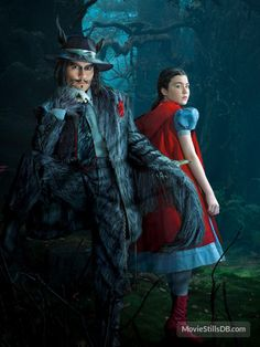 """Hello little girl."" Into the Woods--First family movie of 2015 1/3/15 grand coastal mall, myrtle beach, SC AWESOME!"