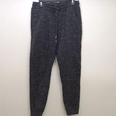 54ef79fd1038 New Mens PacSun LA Drop Skinny Charcoal Jogger Sweatpants Drawstring Pants  Med  PacSun  CasualPants