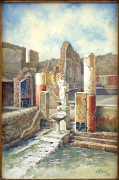 Pompei - Napoli - Italia -