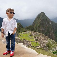 New Balance sneakers | Alonso Mateo, The 5-Year-Old Boy Who's Become an Instagram Style Icon - The Cut