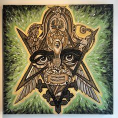 Image of 'Divinorum Neglectus' By Pyramid Oracle    #pyramidoracle