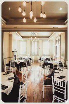 Possible reception venue - 10 Downing @ Churchill's Pub in Savannah, GA