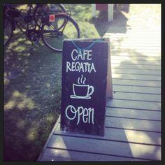 ANNINA IN TALLINNA: Cafe Regatta