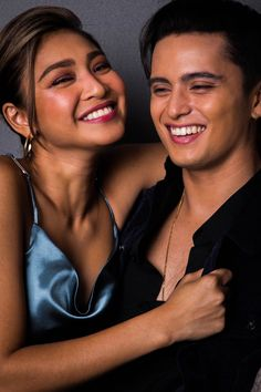Nadine Lustre and James Reid Mega Fashion, James Reid, Nadine Lustre, Jadine, Partners In Crime, Sweet Couple, My Forever, Girl Crushes, Asian Woman
