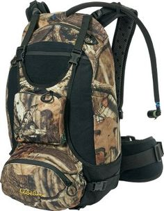 With its lightweight design, ample carrying capacity and deadly silent construction, this durable pack is an ideal match for your high-speed, all-day hunting style.