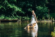 All you need is love and a dog - Trash the dress van Wilgo & Astrid   Kay - Banganimation film and photography blog