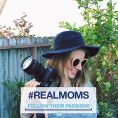 I'm here to report that motherhood doesn't strip away your dreams; it enhances them. It softens you and shapes you and molds you into a better, wiser version of yourself. And as long as you allow for it, your passions will continue to lead you down new and exciting roads.   #RealMoms #ad @babydoveus