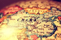 Download From $1 http://photodune.net/item/china-on-map/9299480