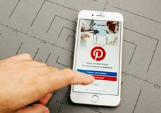 Login pinterest on iPhone 7 Plus the application software — Stock Image Most Popular Social Media, Editorial Photography, Iphone 7 Plus, Apple Iphone, Software, Phone Cases, Image, Phone Case