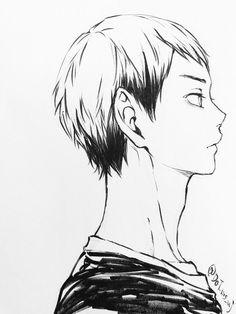 Kenma Kozume, Oikawa, Kageyama, Hot Anime Boy, Anime Art Girl, Anime Guys, Haikyuu Manga, Haikyuu Fanart, Haikyuu Characters