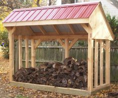 Appealing Pictures Of Wood Shed Ideas Design: Free Firewood Storage Shed Plans Design Ideas With Mean Wood Shed Ideas ~ shokoa.com Home Designs Inspiration #Woodshedplans #storageshedkits