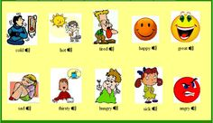 English    is    FUNtastic: How are you feeling? - listening comprehension exe...